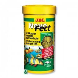JBL NovoFect 100 ml 58 gr - Otçul Balık Yemi