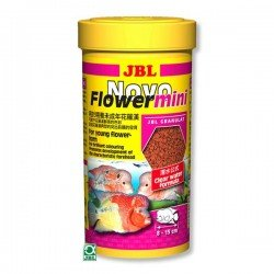 JBL NovoFlower Mini 250 ml 100 gr - Flowerhorn Yemi