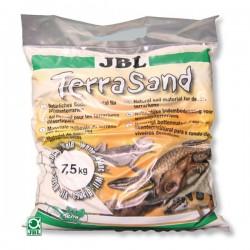 JBL TerraSand Natural White 7.5 Kg