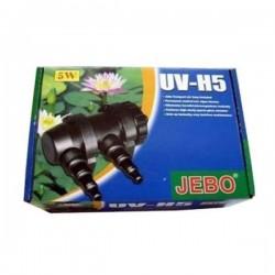 Jebo UV-H5 Ultraviole Filtre 5W