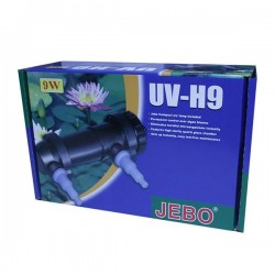 Jebo UV-H9 Ultraviole Filtre 9W