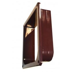 Karlie 4 Yön Kilitli Kedi Kapısı 19,2x20Cm Kahverengi