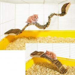 Karlie Ahşap Kemirgen Oyuncağı Merdiven 27x7Cm