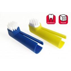 Karlie Diş Fırçası+Diş Eti Masaj Fırçası 2Li Set