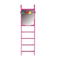 Karlie Kuş Oyuncağı Aynalı Merdiven 20x6Cm