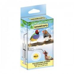 Kuşlar İçin Elle Besleme Aparatı Mama Şırıngası No 1