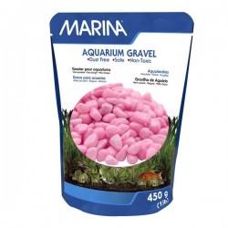 Marina Renkli Çakıl Pembe 450gr