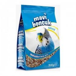 Mavi Boncuk Muhabbet Kuş Yemi 500gr