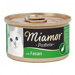 Miamor Pastete Sülünlü Kedi Konservesi 85gr x 12 Adet