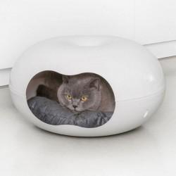 Moderna Doonut Şeklinde Kedi Evi