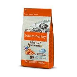 Nature's Variety Yetişkin Norveç Somonlu Köpek Maması 1.5Kg