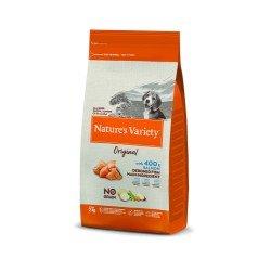 Nature's Variety Dog No Grain Yavru Somonlu Köpek Maması 2Kg