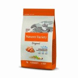 Nature's Variety Sterilised Somonlu Kedi Maması 7Kg
