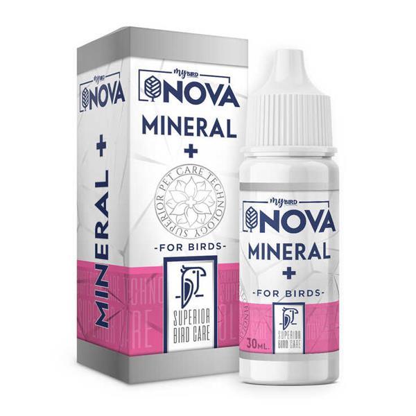 Nova Mineral Sıvı Kuş Minerali 30ml