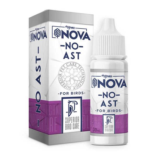Nova No-Ast Bağışıklık Destekleyici Kuş İlacı 30ml