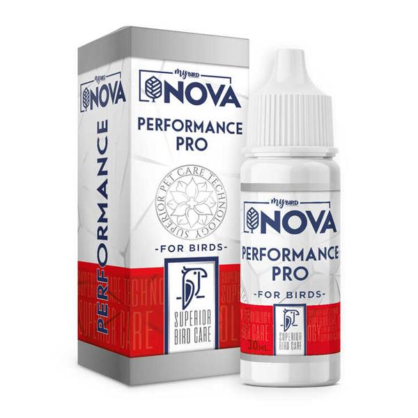 Nova Performance Pro Kuş Kızıştırıcı 30ml