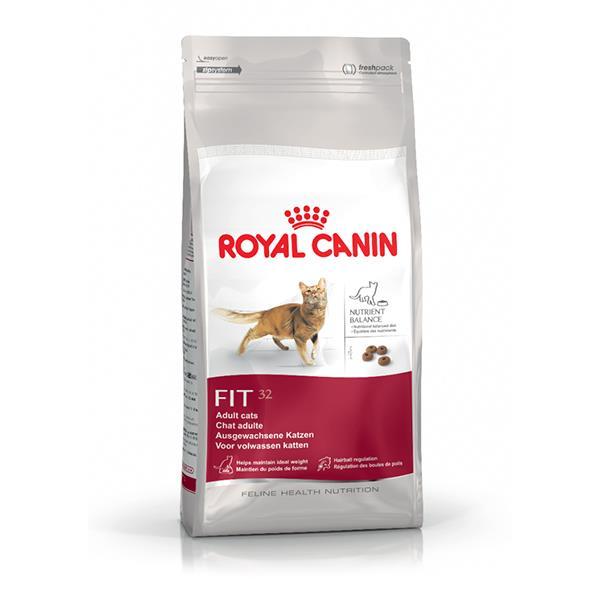 Paketten Bölme - Royal Canin Fit 32 Kedi Maması 1Kg