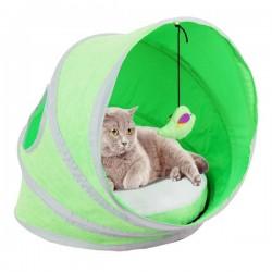 Pawise Kedi Çadırı Yataklı 38x38x43cm