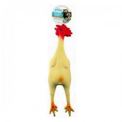 Pawise Lateks Tavuk Köpek Oyuncağı S 24cm