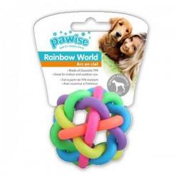 Pawise Rainbow World Örgü Top 7,5Cm