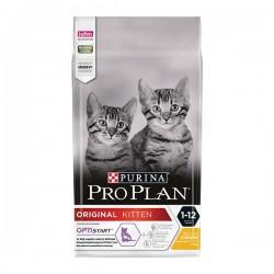 Pro Plan Kitten Tavuklu Yavru Kedi Maması 1,5Kg