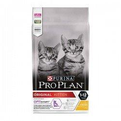 Pro Plan Kitten Tavuklu Yavru Kedi Maması 10Kg