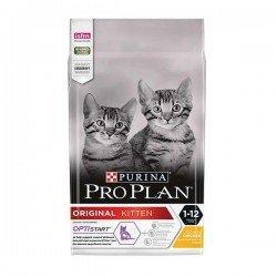 Pro Plan Kitten Tavuklu Yavru Kedi Maması 3Kg