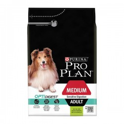 Pro Plan Medium Kuzulu Orta Irk Yetişkin Köpek Maması 14 Kg