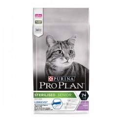 Pro Plan Senior Sterilised 7+ Hindili Yaşlı Kedi Maması 1,5Kg