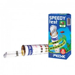 Prodac Test Speedy Test- Gh Kh Ph No2 No3 CL2 Test