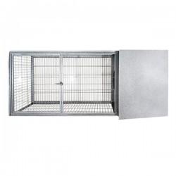 QH Tavşan Kafesi 146x59x50 Cm