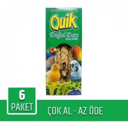 Quik Doğal Darı x 6 Paket