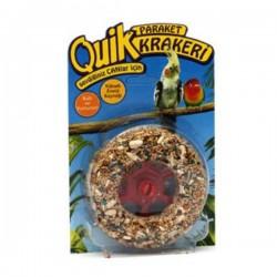 Quik Parakeet Krakeri Simit