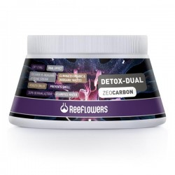Reeflowers Detox-Dual Zeo Carbon 360gr