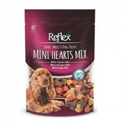 Reflex Semi-Moist Mini Mix Kalp Köpek Ödülü 150 Gr