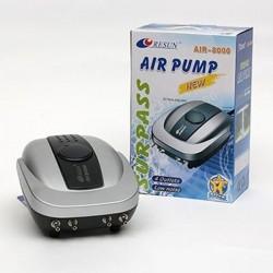 Resun Air 8000 4 Çıkışlı Hava Motoru