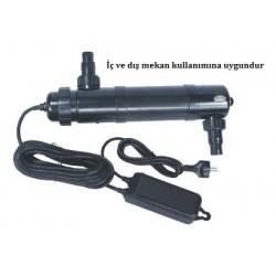 Resun Uv Filtre 24 Watt