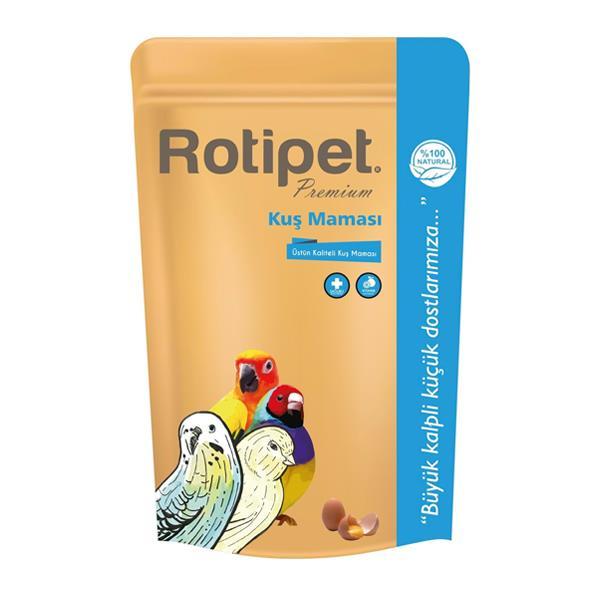 Rotipet Small Kuş Maması 1Kg