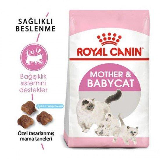 Royal Canin Mother Babycat Yavru Kedi Maması 4 Kg