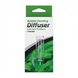 Seachem Bubble Counting Diffuser 17 mm Cam Difüzör
