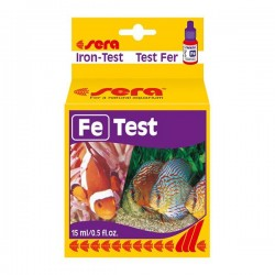 Sera 4610 Fe-Test (iron-Test) 15ml