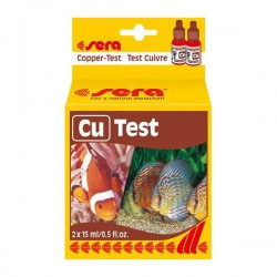 Sera 4710 Cu-Test (copper-Test) 2x15ml