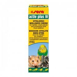 Sera Activ Plus W 50ml Bitkisel İştah Arttırıcı