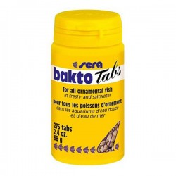 Sera Bakto Tabs 275pcs