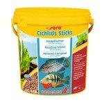 Sera Cichlid Sticks - Kovadan Bölme 250gr Balık