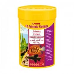 Sera FD Artemia Shrimps 100 Ml 7 Gr