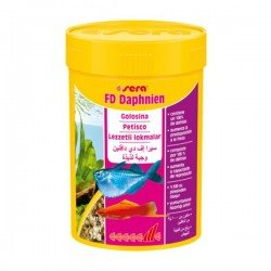 Sera FD Daphnia 100 Ml 10 Gr Su Piresi