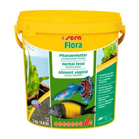 Sera Flora 100gr - Kovadan Bölme