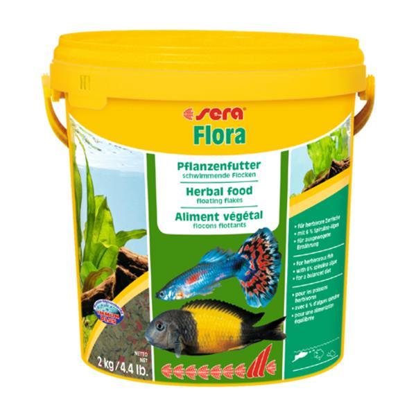 Sera Flora - Kovadan Bölme 500gr Balık