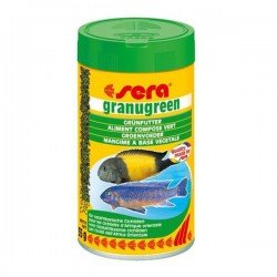 Sera Granugreen 100 Ml 55 Gr